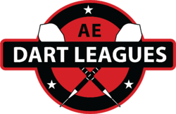 AE Dart Leagues Logo