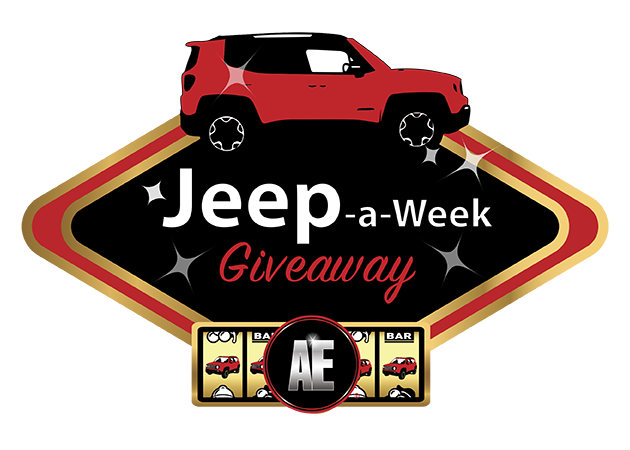 Jeep a Week Logo