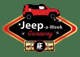 Jeep a Week Logo