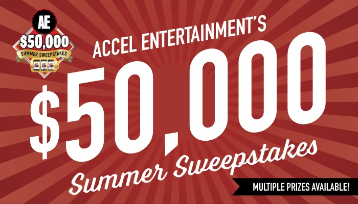 50000 Summer Sweepstakes