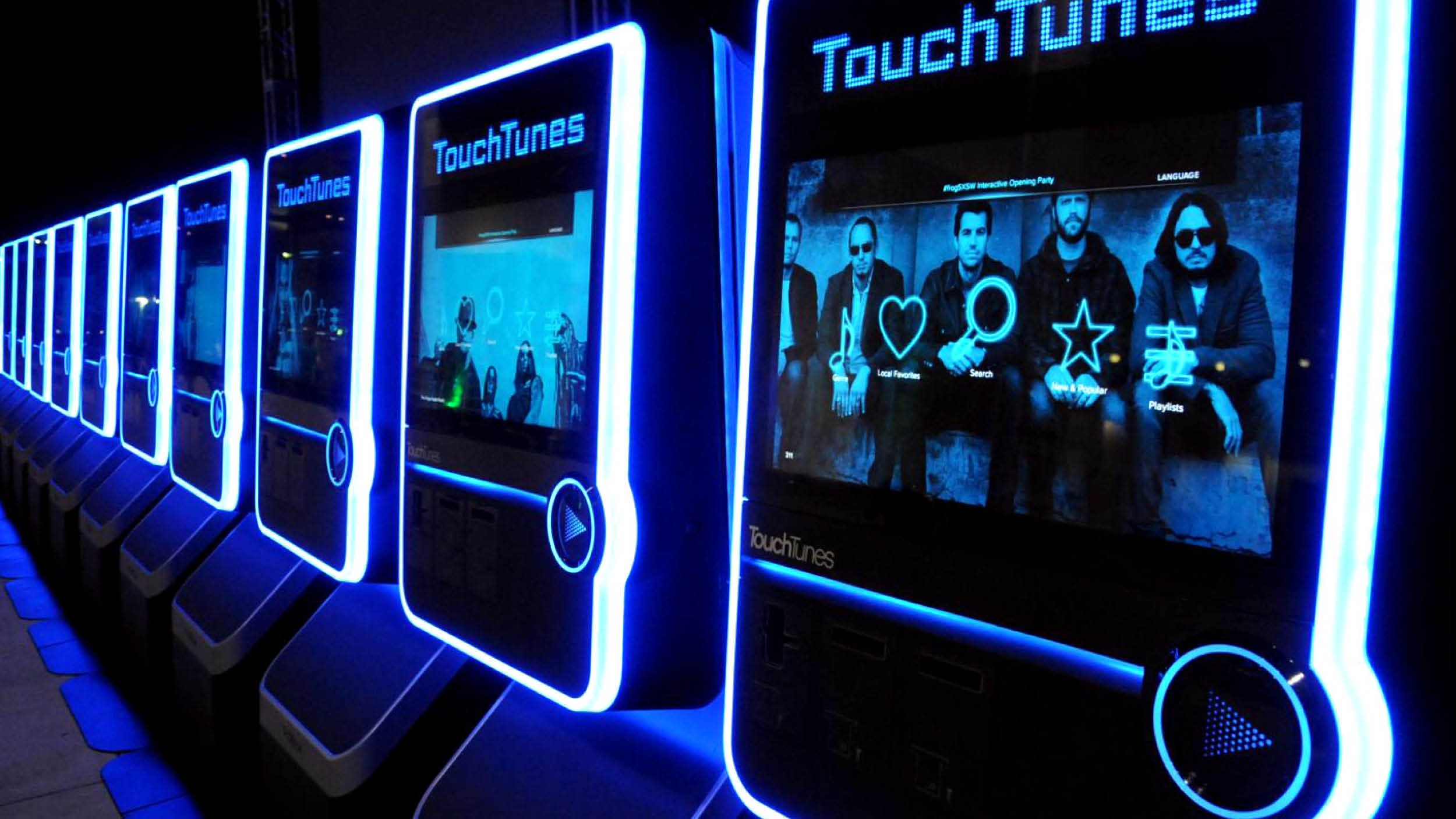 Using Touchtunes and UpShow in Your Bar or Restaurant